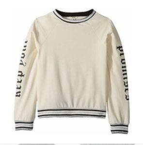 Maddie Shirts & Tops - MADDIE KEEP YOUR PROMISE SWEATSHIRT